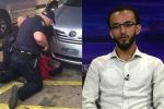 Abdullah Muflahi, el hombre que filmó la muerte a tiros de Alton Sterling por la policía
