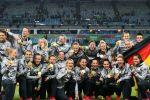 Alemanas ganaron la de oro olímpico