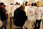 Del rojo al azul con el voto latino