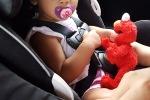 Asegure el asiento de seguridad de su niño