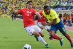 Ecuador golea a Chile y Perú empata con Argentina