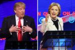 El pueblo estadounidense está en su mayoría con Clinton en el tema migratorio