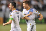 Robbie Keane Y Steven Gerrard dejan el Galaxy