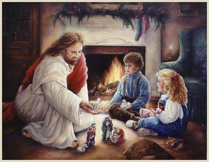 Fotos De Navidad Con Jesus.Navidad Celebremos A Jesus El Imparcial