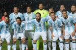 Argentina termina 2016 líder en clasificación Fif