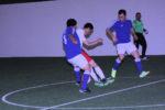 Torneo de fútbol de invierno en Manassas