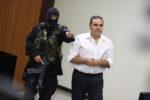 Ex presidente Saca y ex fiscal salvadoreño en la cárcel por corrupción