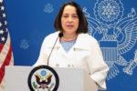 Embajadora de EU en El Salvador insta a combatir la corrupción