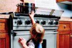 Consejos contra quemaduras en niños e incendios en el hogar