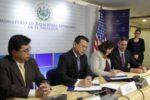 EE.UU. dona $98 millones a El Salvador para combatir inseguridad y corrupción
