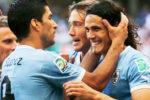 Uruguay cita a 24 futbolistas