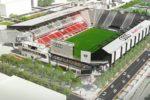 D.C. United inicia construcción de su estadio