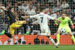 El poder goleador de Ronaldo ante el Atlético