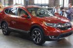 Las ventas de autos Honda siguen su ritmo sólido