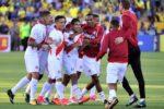 Uruguay y Perú los grandes ganadores