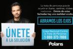 Eugenio Derbez contra la trata de personas