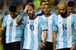 Argentina casi fuera del Mundial