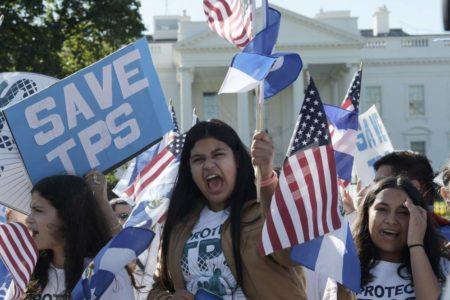 Extienden 6 meses TPS a hondureños