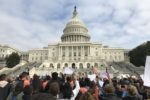 Dreamers presionan en el Congreso