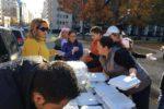 Día de Acción de Gracias con los más necesitados