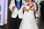 Fausto Fonseca y Matilde Benavidez juraron amor eterno