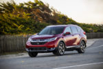 El Honda CR-V recibe la distinción de SUV del año 2018