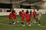Fútbol en Academia HL92 de Manassas