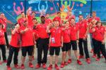 Más de 17 mil voluntarios en Rusia