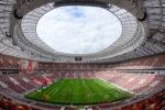 El principal estadio de Rusia está listo