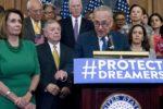 """Senado sin acuerdos sobre """"Dreamers"""""""