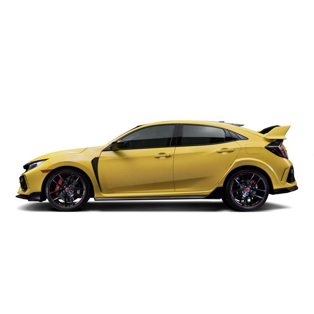 El Civic Type R Limited Edition 2021 « El Imparcial